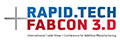 Rapid.Tech + FabCon 3.D